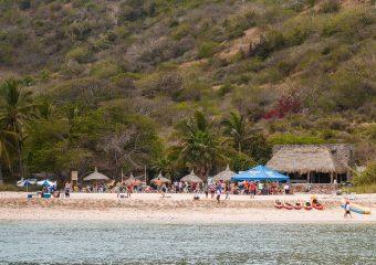Paseo a la isla de venados en Mazatlán