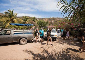 Paseo a la Isla de la piedra en mazatlán